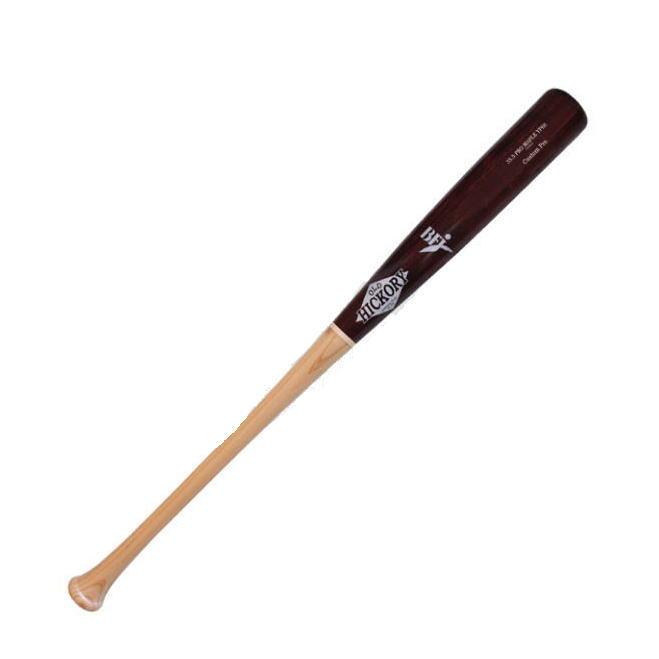 野球 オールドヒッコリーバット 硬式用 木製バット YP66 OLD HICKORY BFJマーク付き
