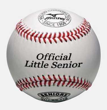 野球 ボール 硬式 【リトルシニアーリーグ試合球・送料無料】1BJBL60100 ミズノ シニアーリーグ ダース売り