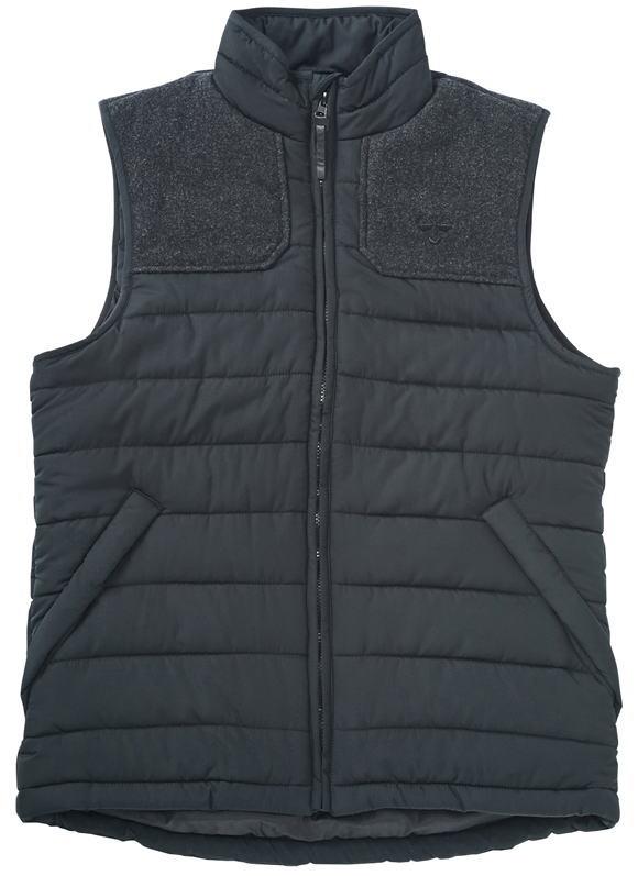 【送料無料】【hummel】BERT WAISTCOAT ヒュンメル 中綿ベスト メンズ ウェア アウター 袖なし ベスト 中綿入りベスト HM87032