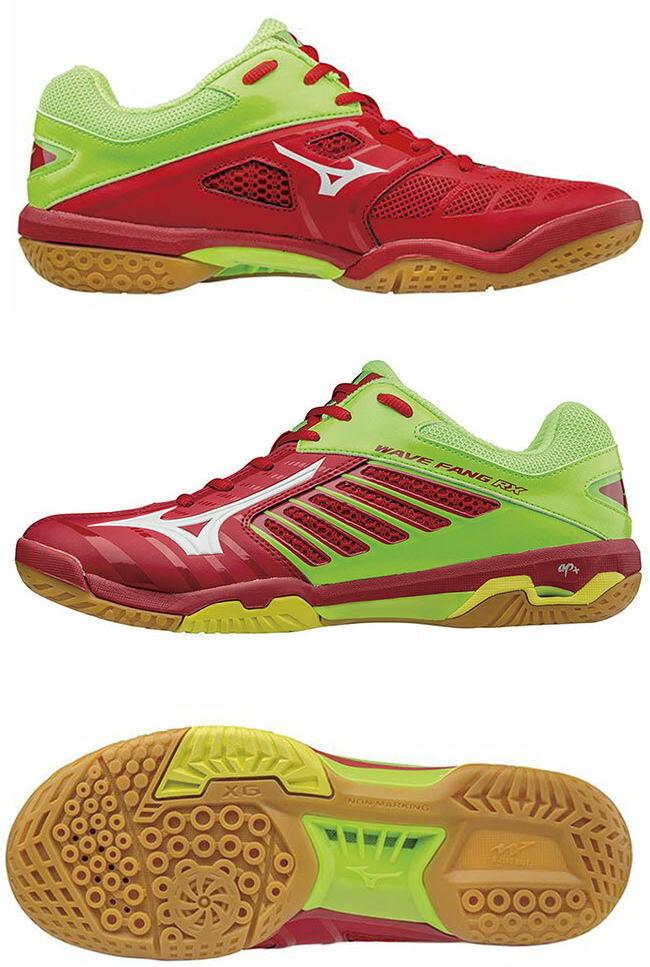 MIZUNO ウェーブファングRX2 バドミントンシューズ バドミントン用 シューズ バドミントン 靴 71GA1705 ★13800