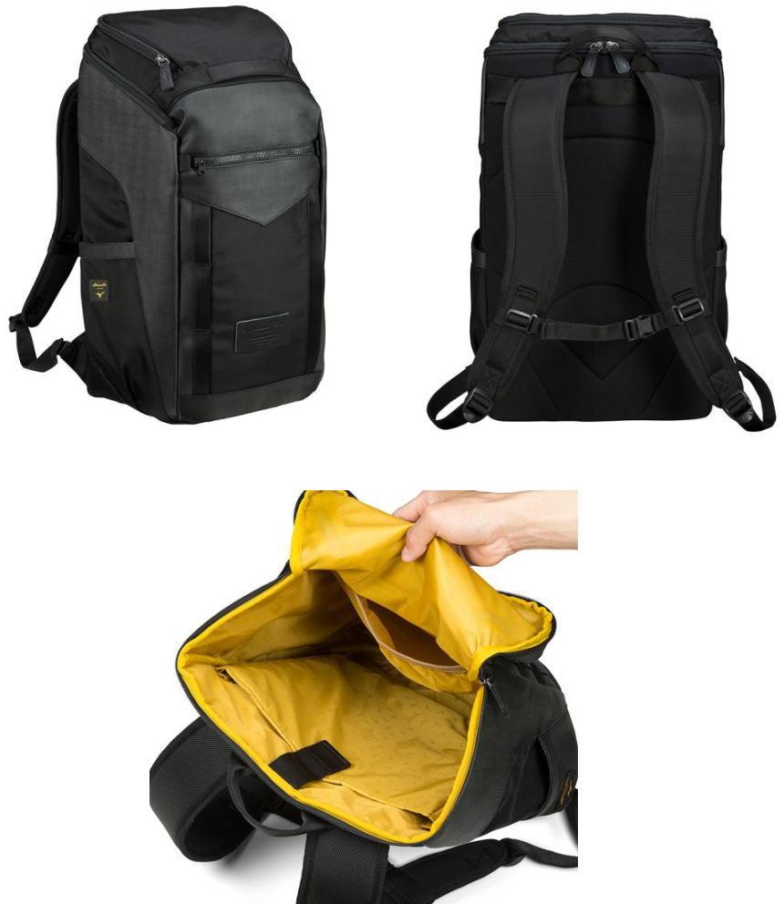 【実店舗共通在庫】ミズノプロ バックパックPTY バックパック リュック リュックサック スポーツバッグ ビジネスバッグ ビジネスリュック 1FJD940209 ★13000