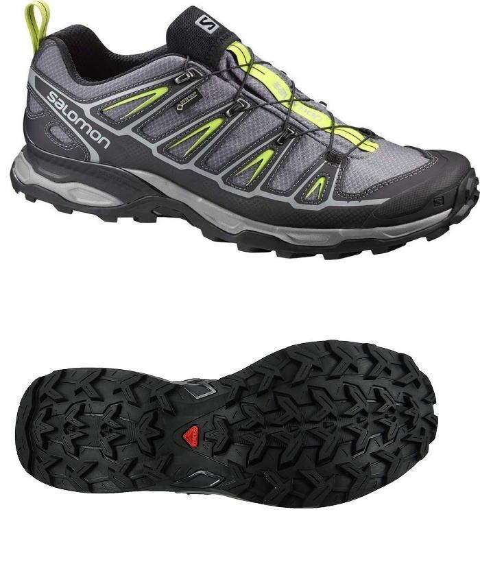 SALOMON X-ULTRA 2 GTX サロモン トレッキングシューズ メンズ シューズ アウトドア ゴアテックス 393516 男性用 靴 アウトドアシューズ 登山 ハイキング★16500