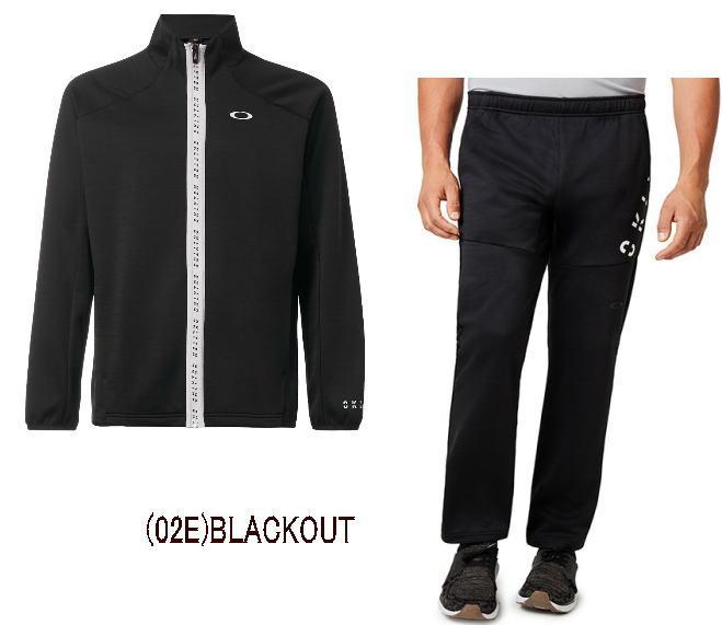 【送料無料※沖縄・離島を除く】【実店舗共通在庫】OAKLEY Enhance Tech Jersey Jacket Pants 9.7 トレーニングウェア セットアップ メンズ ジャージ 上下セット スポーツウェア ジャージ上下 ジャケット パンツ 472583 422632 ★14000