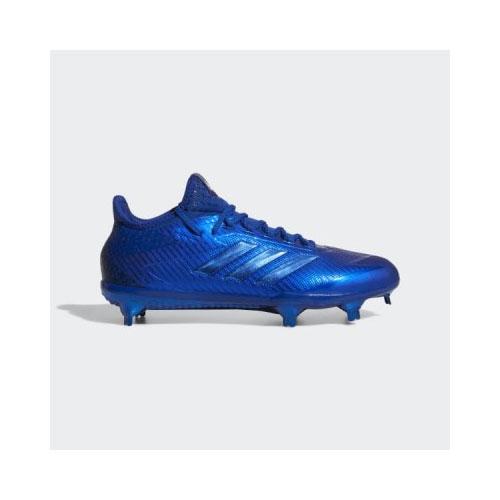 adidas アディダス スパイク B39150 28.5cm ブルー 硬式野球 草野球 大人 一般
