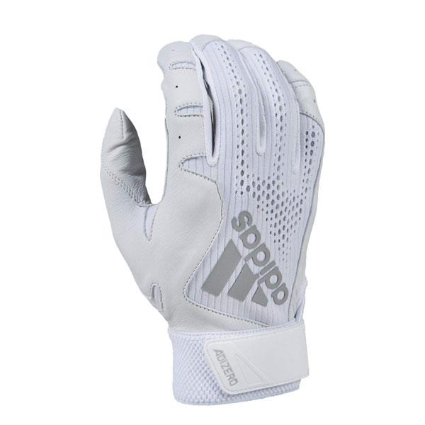 アディダス バッティング手袋 バッティンググローブ 両手用 AB0220 GLOVES ADIZERO BATTING 4.0 安心と信頼 セットアップ