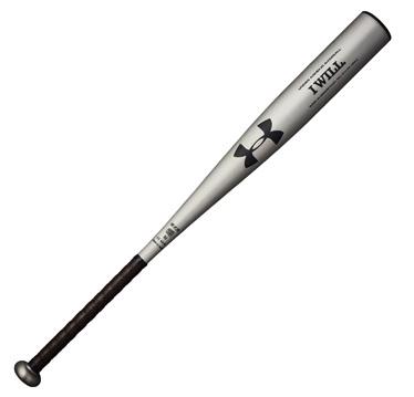 アンダーアーマー ベースボール硬式バット ベースボール 硬式バット 金属製 ミドルバランス 83cm 1313881