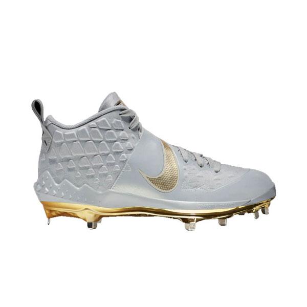 ナイキ Nike 野球 スパイク フォースズーム トラウト6 AT3464-006 FORCE ZOOM TROUT 6 一般用 大人用 ギア 金具スパイク