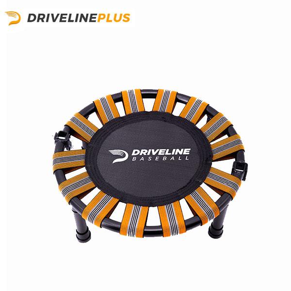 トランポリン トレーニング用品 Driveline 新商品!新型 baseball ドライブライン 在庫あり PlyoCareball プライオボール用 リカバリーミニトランポリン 18インチ 野球 折りたたみ式トランポリン 一般 大人 草野球 トレーニング