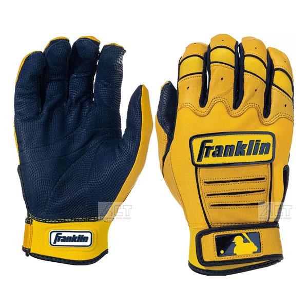 フランクリン バッティング手袋 両手 新作続 デポー CFX PRO BATTING GLOVES Ronald Acuna 大人 硬式野球 一般 野球 軟式野球 ブレーブス 草野球 バッティンググローブ アトランタ