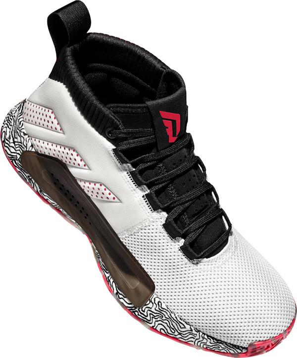 adidas(アディダス)バスケットシューズDame 5F36561