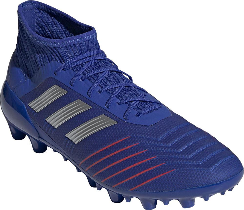 adidas(アディダス)サッカースパイクプレデター 19.2 ジャパン HG/AG ボールドブルー×シルバーメット×フットボールブルーF97365ボールドBLU/SL