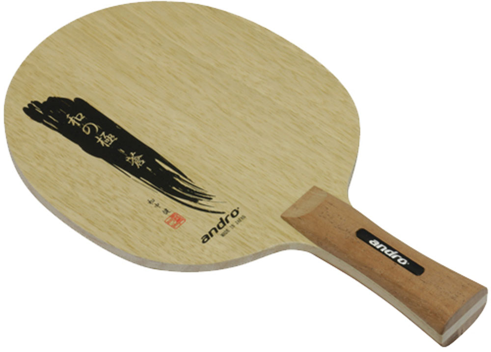 andro(アンドロ)卓球ラケット【卓球 シェークラケット】 和の極-蒼- FL10228902