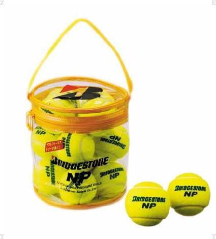 BridgeStone(ブリジストン)テニスノンプレッシャー(108個入)BBA46BT