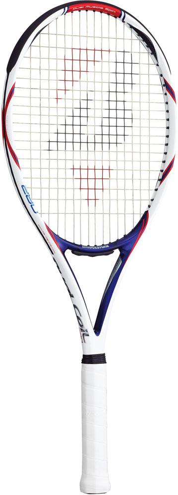 BridgeStone(ブリジストン)テニス【硬式テニスラケット】 デュアルコイル 280 ネイビーレッド(フレームのみ)BRAD62