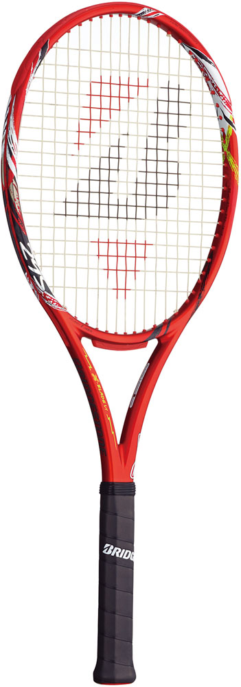 BridgeStone(ブリジストン)テニス【硬式テニスラケット】 エックスブレード VI(ブイアイ)295 (フレームのみ)BRAV63