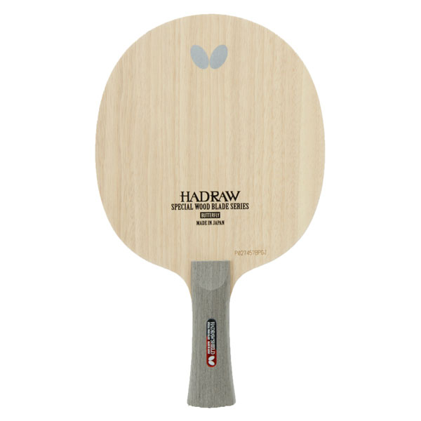 バタフライ(Butterfly)卓球ラケットハッドロウシールド FL カット用シェーク36791