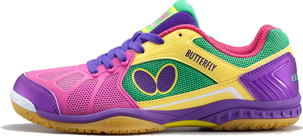 バタフライ(Butterfly)卓球シューズ男女兼用 卓球シューズ レゾライン リフォネス93620マゼンダ