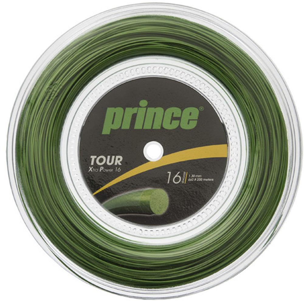 Prince(プリンス)テニスガット・ラバーTour XP 16(200mリール)7J931030