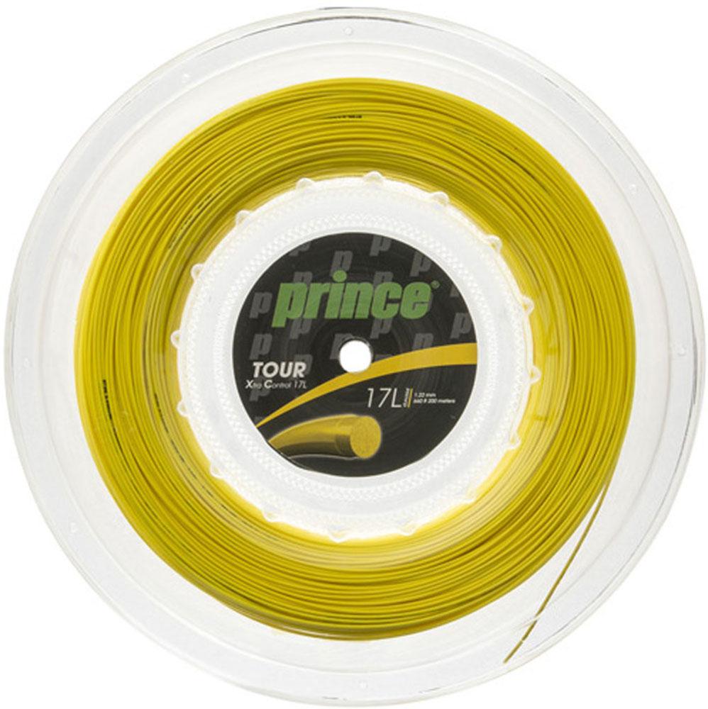 Prince(プリンス)テニスガット・ラバー【硬式テニス用ガット】 Tour XC 17L(200mリール)7J936280