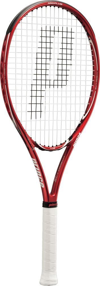 Prince(プリンス)テニスラケット【硬式テニスラケット】 ハイブリッド ライト105(ガット張り上げ済)7TJ031