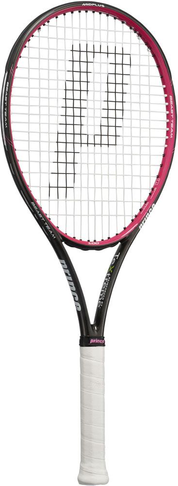 Prince(プリンス)テニスラケットBEAST TEAM100 280g 硬式テニス用ラケット(フレームのみ) スマートテニスセンサー対応7TJ071