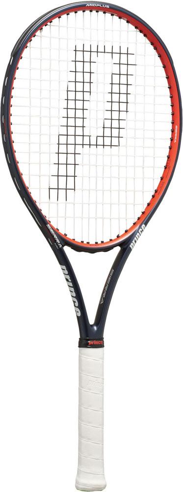 Prince(プリンス)テニスラケットテニスラケット SIERRA 100 ネイビー×レッド7TJ087