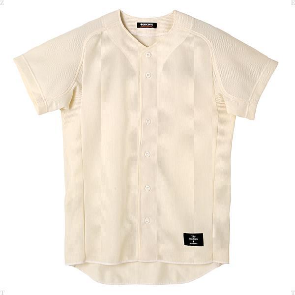 デサント(DESCENTE)野球&ソフト学生試合用ユニフォーム ボタンダウンシャツSTD50TA