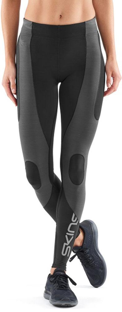 SKINS(スキンズ)ボディケアゲームシャツ・パンツA400 K-PROPRIUM ウィメンズ ロングタイツDU68010050BKCH