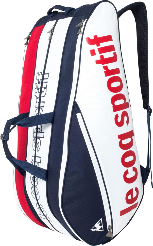 le coq sportif(ルコック)テニスバッグ【テニス用ラケットバッグ】 ラケットバック(9本入)QAT641375TRC