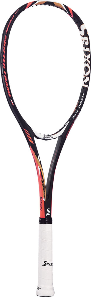 SRIXON(スリクソン)テニスラケット【軟式(ソフト)テニス用ラケット(フレームのみ)】 X100SSR11701OR
