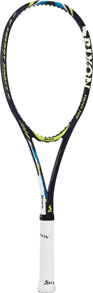 SRIXON(スリクソン)テニスラケット【軟式(ソフト)テニス用ラケット(フレームのみ)】 X200VSR11705YB