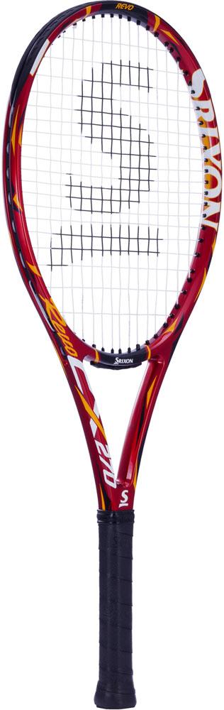 SRIXON(スリクソン)テニスラケットジュニア 硬式テニスラケット レヴォCX270 ( 張上げ )SR21507レツド