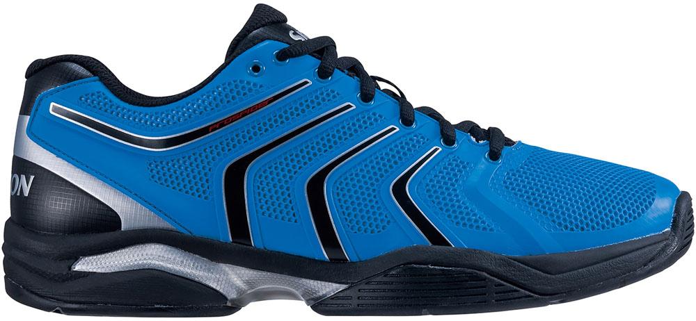 SRIXON(スリクソン)テニスシューズ【メンズ テニスシューズ】 プロスパイダー2 メンズ オールコート ブルー×ブラックSRS160MBB