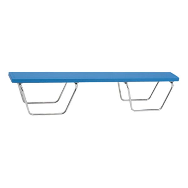 エバニュー(Evernew)学校体育器具器具・備品グランドベンチステンレスST180EKA592