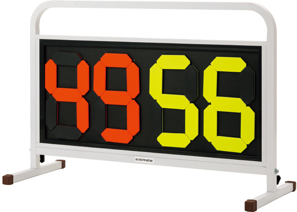 エバニュー(Evernew)学校体育器具器具・備品授業用得点板DEKD912