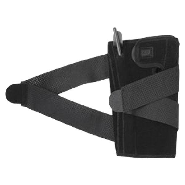 ファイテン(PHITEN)ボディケアファイテンサポーター ひざ用ハードタイプ 左右兼用LAP164005