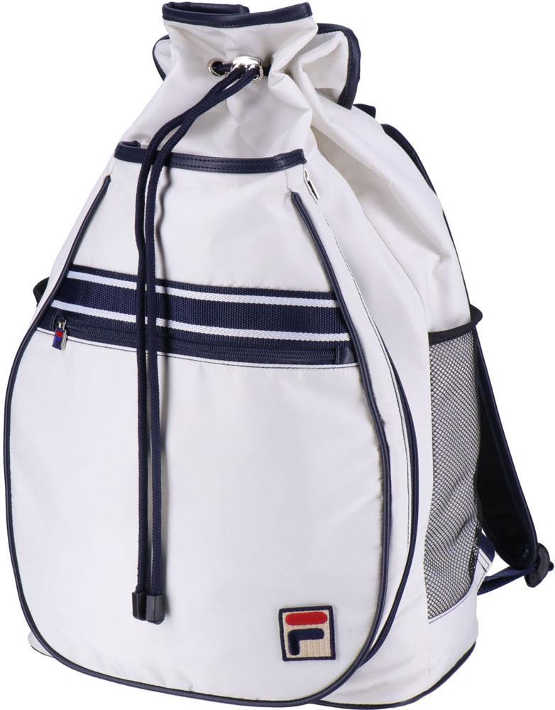 FILA(フィラ)テニスバッグバックパックVL9174ホワイト