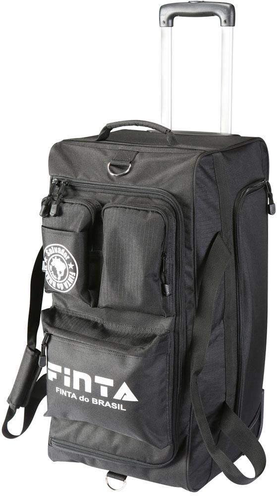 FINTA(フィンタ)サッカーバッグソフトキャリーケースFT5146ブラック