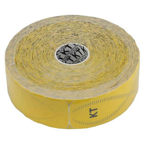 KT TAPE(KTテープ)ボディケアサポーター・テープKT TAPE PRO ジャンボロールタイプ 150枚入りKTJR12600イエロー