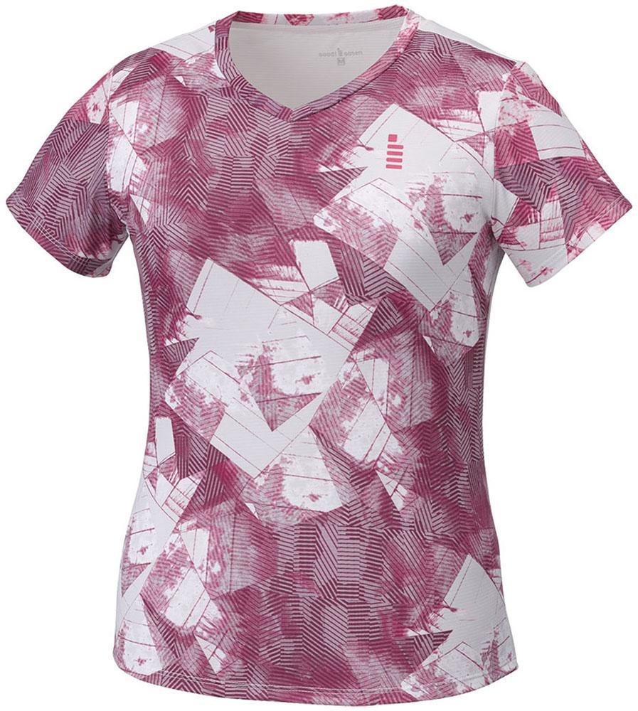 GOSEN(ゴーセン)テニスレディース ゲームシャツT1961