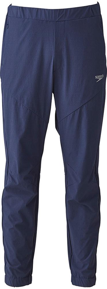 Speedo(スピード)水泳水球競技ウェアその他(メンズ) WORKOUT LONG PANTS(ワークアウトロングパンツ)SD17G72ネイビー