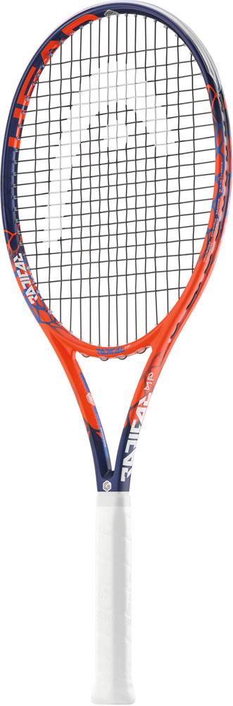 HEAD(ヘッド)テニスラケット(硬式テニス用ラケット(フレームのみ)) GrapheneTouch RADICAL MP グラフィンタッチ ラジカル ミッドプラス232618
