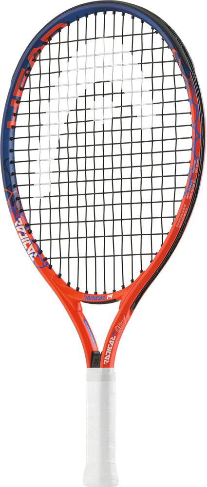 HEAD(ヘッド)テニスジュニア 硬式テニス用ラケット(張り上げ) RADICAL 19 ラジカル19 2~4歳向け233248