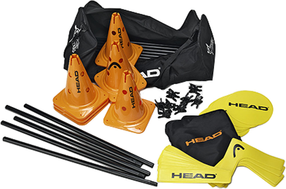 HEAD(ヘッド)テニスネットテニス トレーニンググッズ パック287241