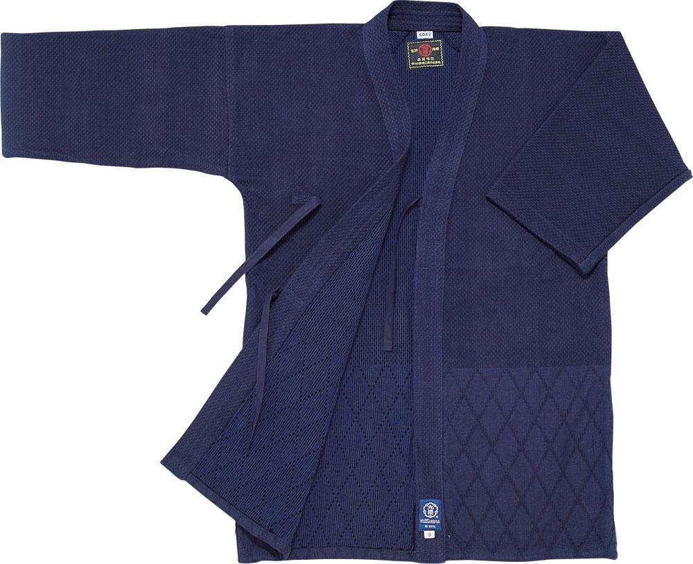 KUSAKURA(クザクラ)格闘技武道衣特上正藍二重織 4号KOA24