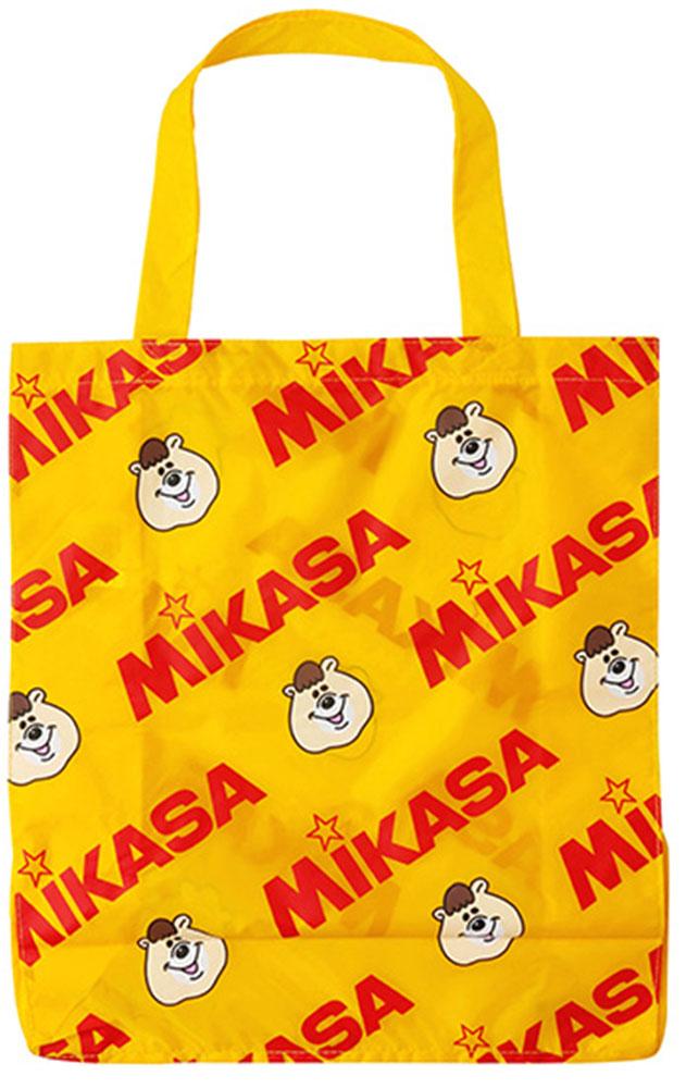 ミカサ MIKASA バッグ イエロー 即納送料無料 KUMATANバッグ BA21-WJKT2-BKBA21WJKT2Y MIKASAMIKASA お気にいる