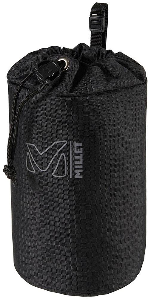 MILLET ミレー アウトドア BLACK_-_NOIR アウトドアボトルホルダー1000MLMIS06610247 期間限定で特別価格 バッグ 注目ブランド