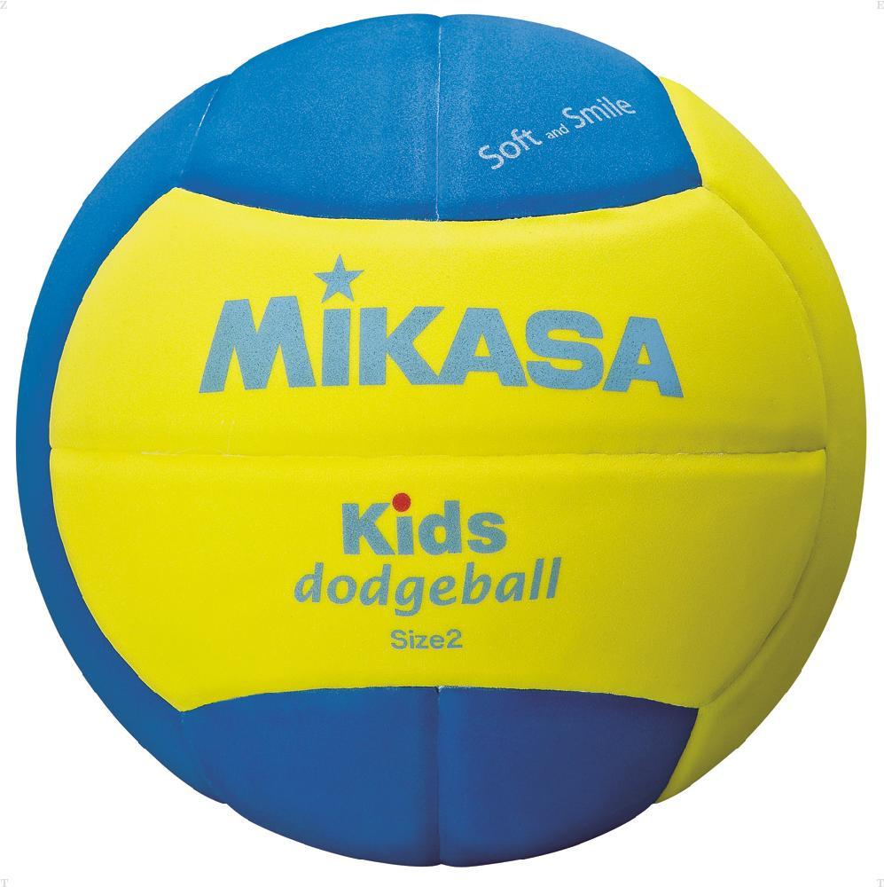 ミカサ MIKASA 誕生日プレゼント ボール YPSD20YBL 4日20時から6日までP最大10倍 春の新作続々 MIKASAキッズドッジボール二号