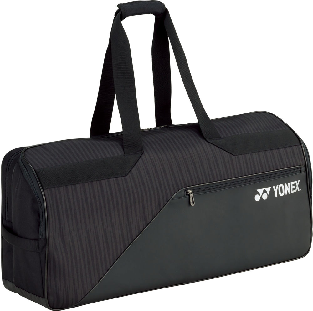 Yonex ヨネックス テニス バッグ ブラック 買い取り レビューを書けば送料当店負担 ヨネックステニス2WAYトーナメントバッグ テニス2本用BAG2011W007
