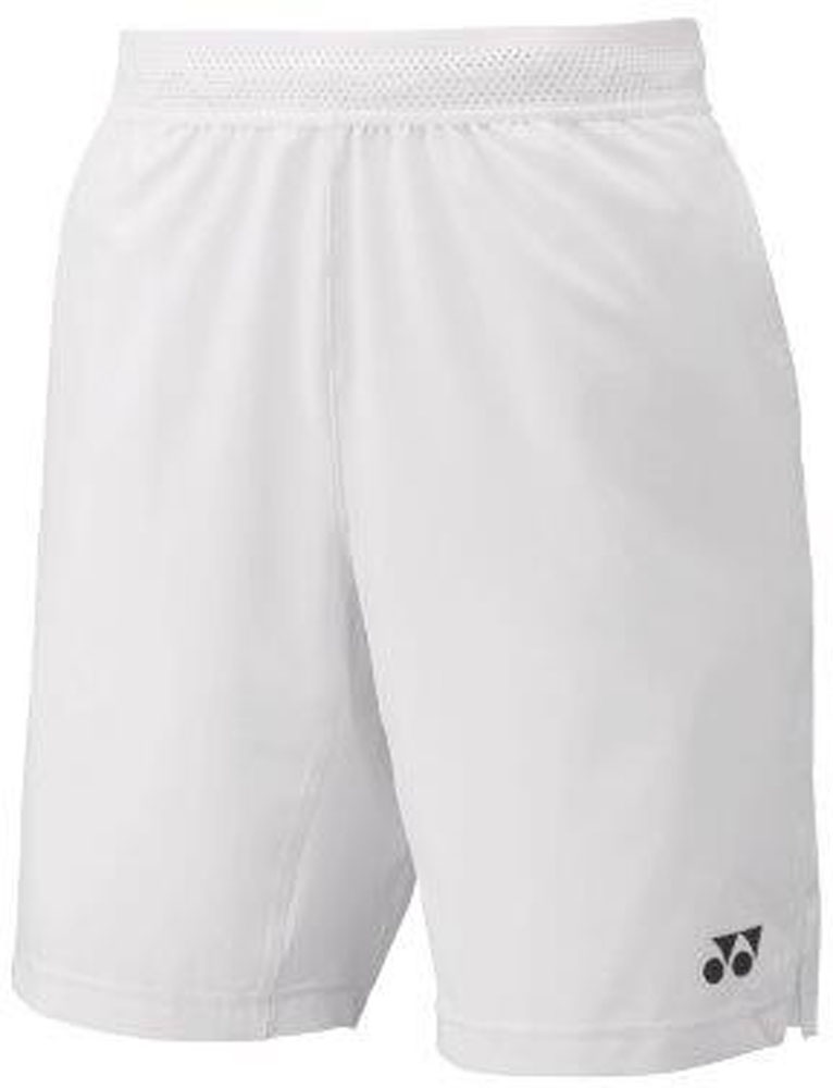 Yonex ヨネックス テニス ゲームシャツ 定番の人気シリーズPOINT ポイント 入荷 パンツ ヨネックステニスユニハーフパンツ15097011 ホワイト 高級 10日から11日2時 P最大10倍